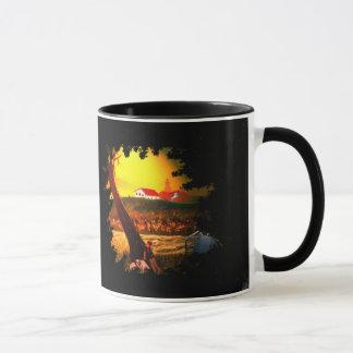 Country View Mug