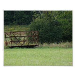 Country Wagon 10 x 8 Photographic Print