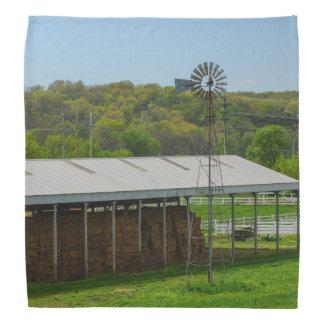 Country Windmill Bandana