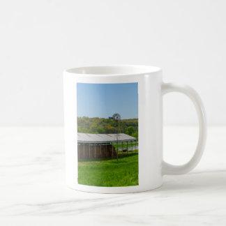 Country Windmill Coffee Mug