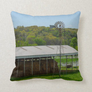 Country Windmill Cushion