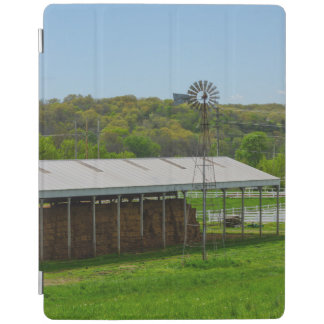 Country Windmill iPad Cover