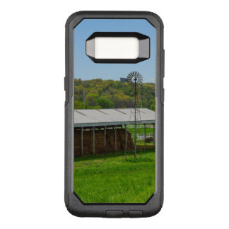 Country Windmill OtterBox Commuter Samsung Galaxy S8 Case