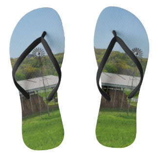 Country Windmill Thongs