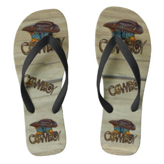 Country Wood Cowboy Thongs