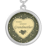 Country world's greatest grandmother necklace