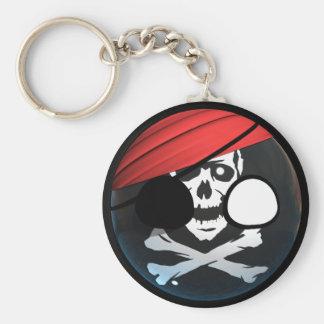 Countryball, Pirateball Key Ring