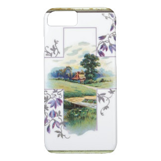 Countryside Christian Cross iPhone 8/7 Case