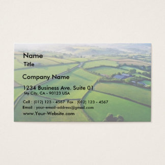 Countryside Devon Business Card