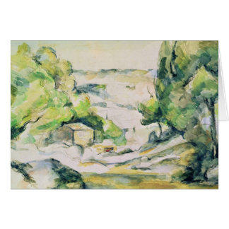 Countryside in Provence Card