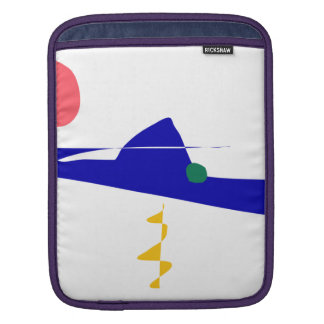 Countryside iPad Sleeve
