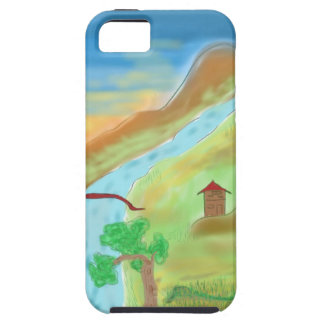 Countryside Landscape iPhone 5 Covers