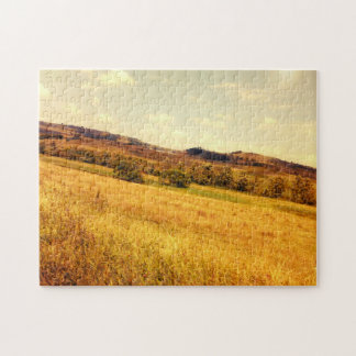 Countryside Landscape Jigsaw Puzzle