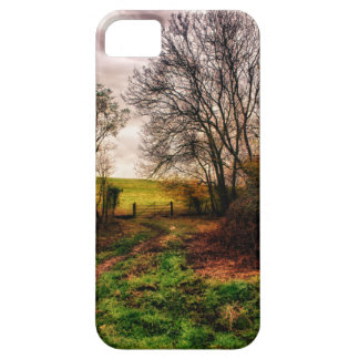 Countryside Walk iPhone 5 Covers
