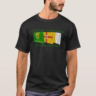 County Antrim Flags T-Shirt