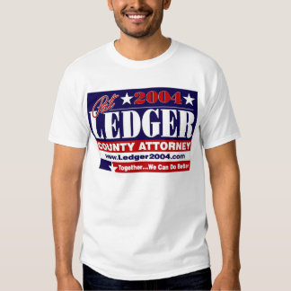 County Attorney Tee Shirts