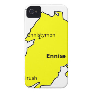 County Clare iPhone 4 Case