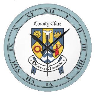 County Clare Wall Clock