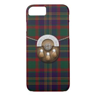 County Cork Irish Tartan And Sporran iPhone 8/7 Case