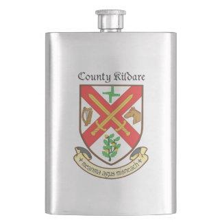 County Kildare 8 oz. Flask