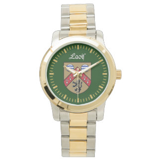 County Laois Wrist Watch