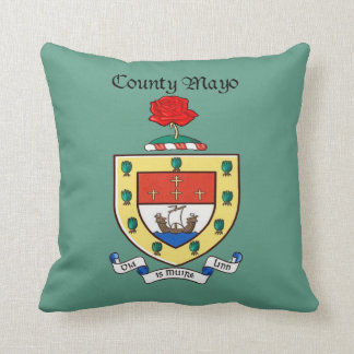 County Mayo Pillow