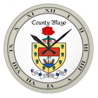 County Mayo Wall Clock