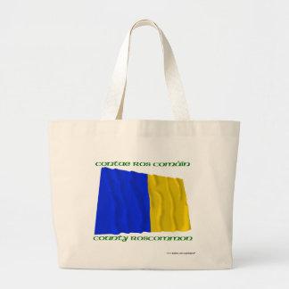 County Roscommon Colours Jumbo Tote Bag