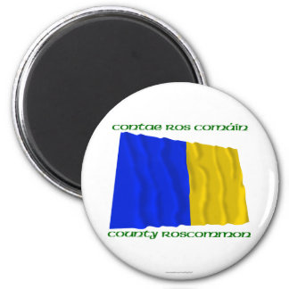 County Roscommon Colours Magnets