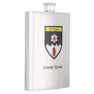 County Tyrone Premium Flask
