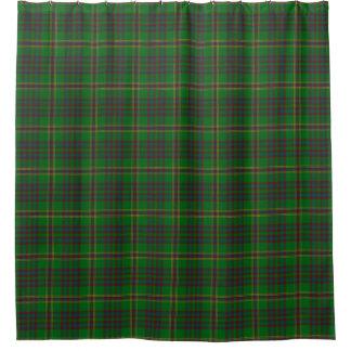 County Westmeath Irish Tartan Shower Curtain