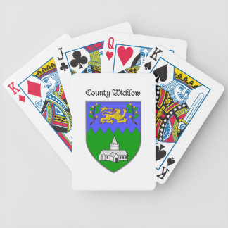 County Wicklow Playing Cards