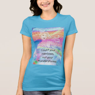 County Your Rainbows T-Shirt