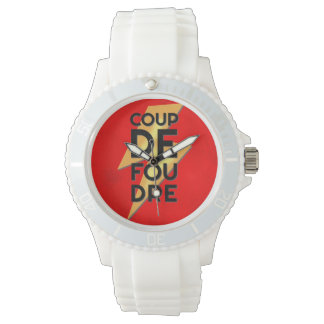 Coup de Foudre - Lightning Strike French Wrist Watches