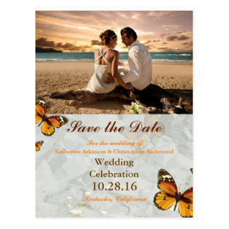 Couple Beach Love Relationships Postcard