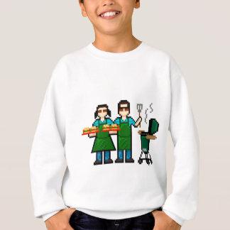 Couple BGE Cooks Sweatshirt