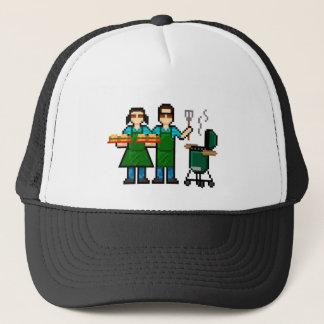 Couple BGE Cooks Trucker Hat