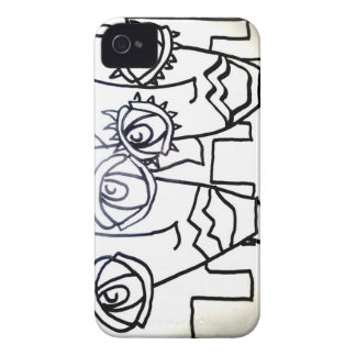 Couple blackberry covers iPhone 4 case