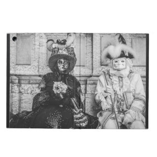 Couple of carnival masks in Venice Case For iPad Air