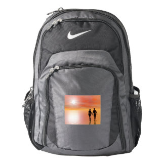 Couple romance - 3D render Backpack