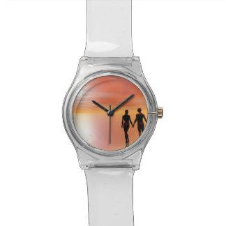 Couple romance - 3D render Watch