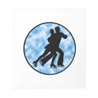 Couple Skate Notepad