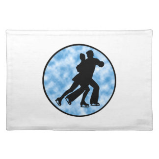 Couple Skate Placemat
