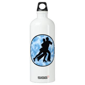 Couple Skate Water Bottle