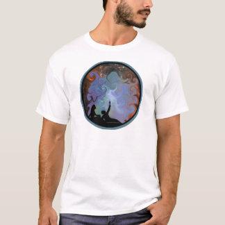 Couple Stargazing - Contemplating Stardust T-Shirt