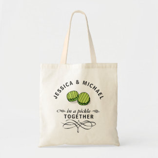 Couples' In a Pickle Together Personalized