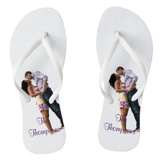 Couples Photo | Flip Flops Thongs