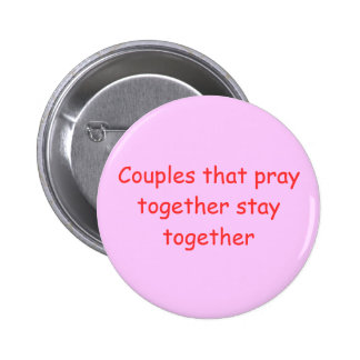 Pity, that the couple that prays together stays together remarkable
