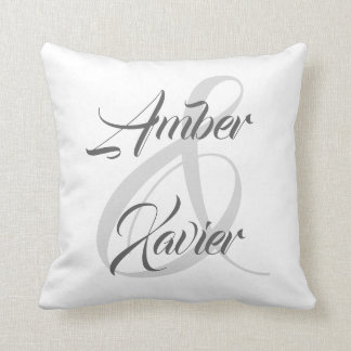 Couples Together Forever (2 sided) pillow