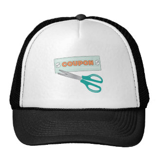 Coupon Clipper Trucker Hat